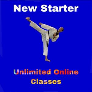 New Starter - Unlimited Online Classes