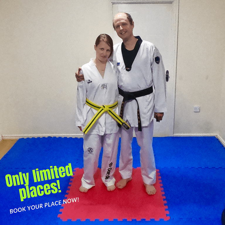 Taekwondo4Fitness Team
