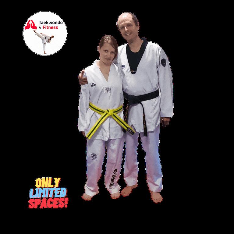 Taekwondo4Fitness Club Team