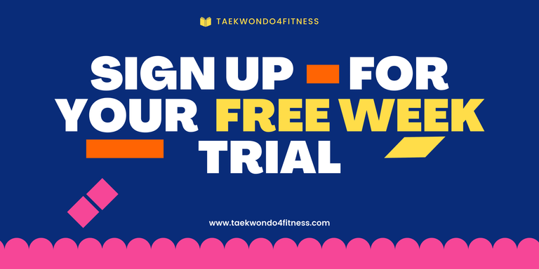 Taekwondo Free Week Trial - Free Taster Registration - Links - Privacy Policy